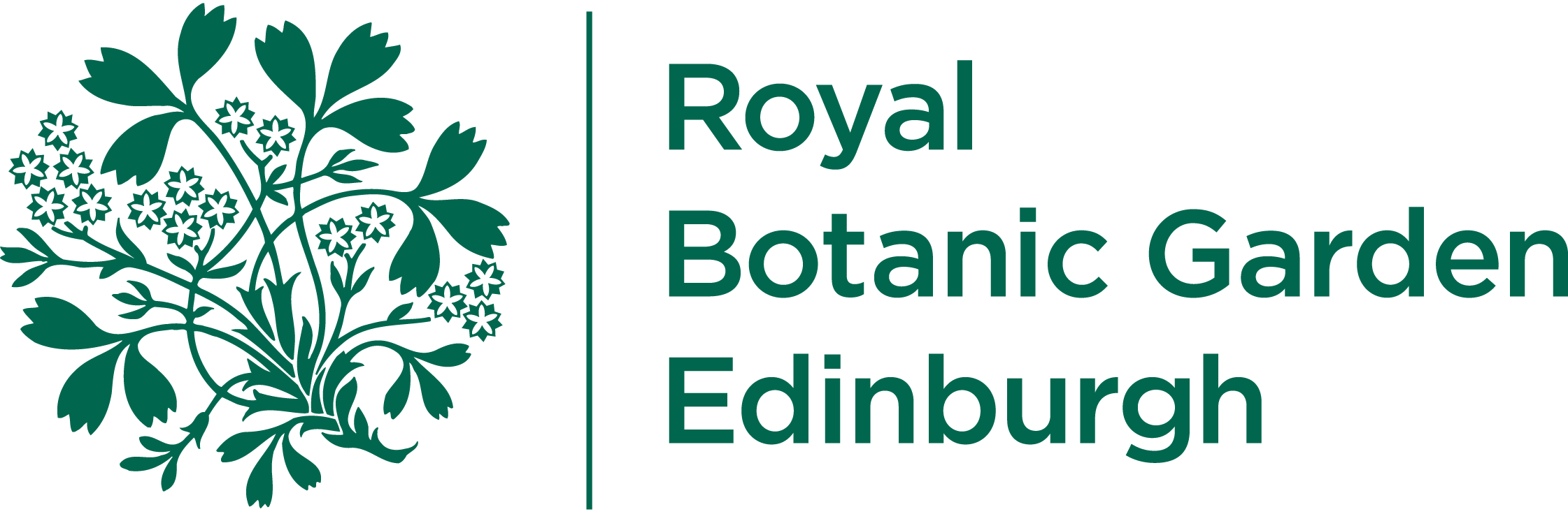 Logo of the Royal Botanic Garden Edinburgh